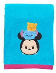 Disney Tsum Tsum Bath Towel