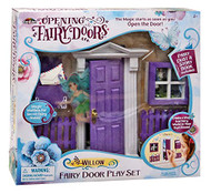 Opening Fairy Doors Pretend Playset