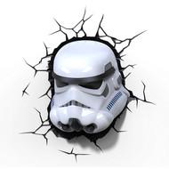 Star Wars Storm Trooper 3D Wall Light