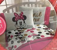 Minnie Mouse 2 Cute! Full Sheet Set
