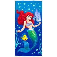 The Little Mermaid Ariel 'Dare to Dream' Beach Towel