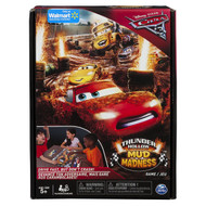 Disney/Pixar Cars 'Thunder Hollow Mud Madness' Board Game