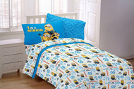 "Despicable Me ""One in a Minion"" Twin Sheet Set"