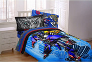 Transformers 'Silver Knight' Twin Comforter