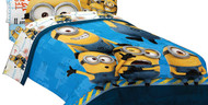 Despicable Me Minions Twin/Full Comforter