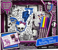 Monster High Activity Journal