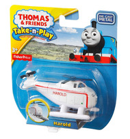 Thomas & Friends Take-N-Play DC Harold