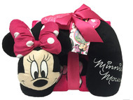 Disney Minnie Mouse 3 Piece Travel Set