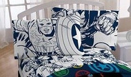 Marvel Superhero Full Sheet Set