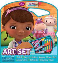 Doc McStuffins Art Pad and Supplies