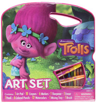 Trolls Large Character Art Case