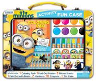 Minions Art and Activity Tin