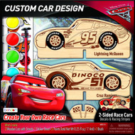 Cars 3 Activity Set