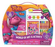 DreamWorks Trolls World of Art & Activity Kit