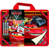 Cars 3 Storybook Lap Desk Coloring and Activity Set