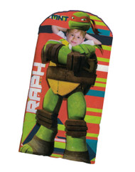 Teenage Mutant Ninja Turtles Hooded Slumber Bag