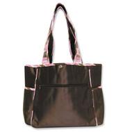 Trend Lab Maya Tulip Tote Diaper Bag