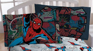 Marvel Spiderman Standard Pillowcase