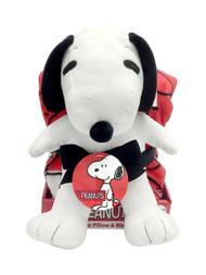Peanuts Blanket and Plush Set