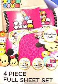Disney Tsum Tsum Full Sheet Set