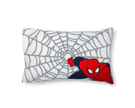 Marvel Spider-Man Web Blue Pillowcase