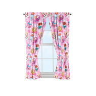 Shopkins Window Panels Curtains