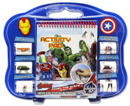 Marvel Avengers Finish The Scene Activity Set