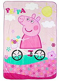 Peppa Pig Plush Blanket