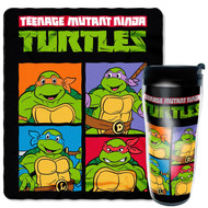 Teenage Mutant Ninja Turtles Mug and Snug Set