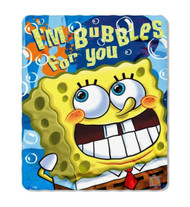 Spongebob Squarepants Fleece Throw