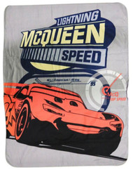 Disney Cars Mcqueen Fleece Blanket