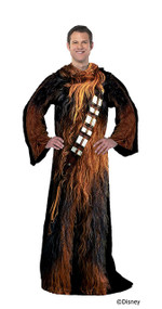 Star Wars,  Adult Comfy Throw Blanket with Sleeves
