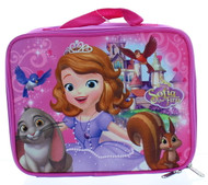 Sofia the First and Friends Lunch Bag