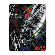 Star Wars Multicolored Star Wars Throw