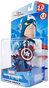 Marvel Super Heroes (2.0 Edition) Captain America Figure