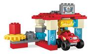 Blaze & The Monster Machines Axle City Truck Wash