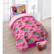 Mattel Barbie B Anything Twin Bed Set in Tote
