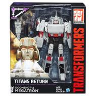 Transformers Generations Titans Return Megatron and Doomshot