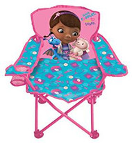 Disney Doc McStuffins Fold N' Go Chair