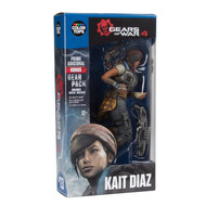 Gears of War 4 Kait Diaz 7 Collectible Action Figure