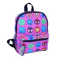Marvel Super Hero 12in Emoji Backpack