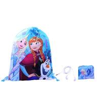 Frozen Gift Set Drawstring Bag