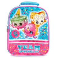 Shopkins Donut & Fairy Crumbs Lunch Bag