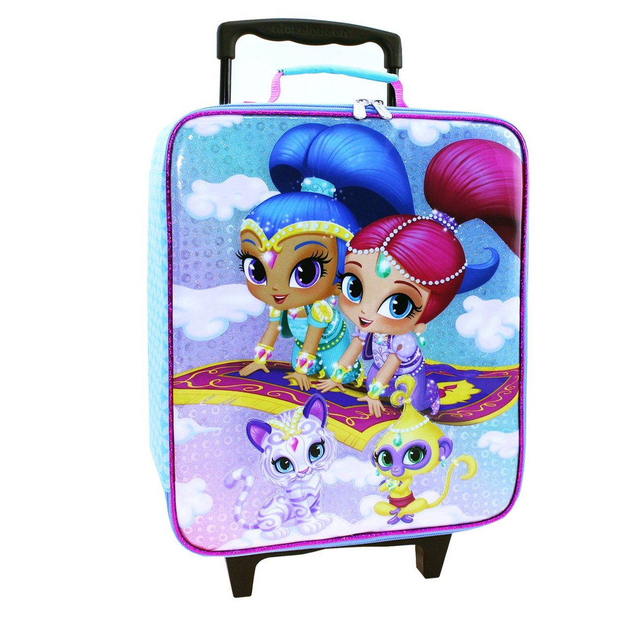 90823ce2f823 Nickelodeon Shimmer and Shine Pilot Case
