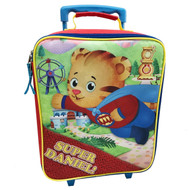 Daniel Tiger Pilot Case Red
