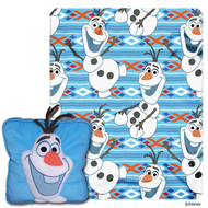 Frozen Olaf Plush Pillow and Throw