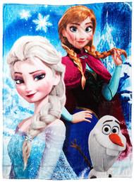 "Frozen, ""Ice Castle  Silk Throw"