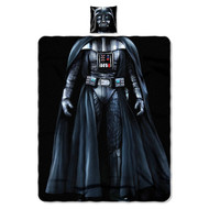 "Star Wars ""Being Darth Vader"" Pillow and Throw"