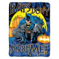 Warner Brothers Batman Micro Raschel Throw