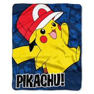 "Pokemon ""My Hat Royal""Throw"